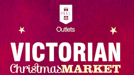 Victorian Markets Open at The Lowry Outlet