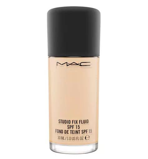mac cosmetics studio fix foundation spf15