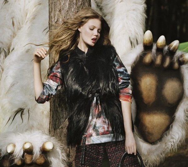 Calling all Fashionistas: AW12 Ad Campaign Preview
