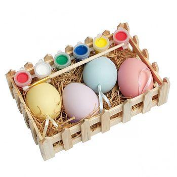 not on the high street paint easter egg kit