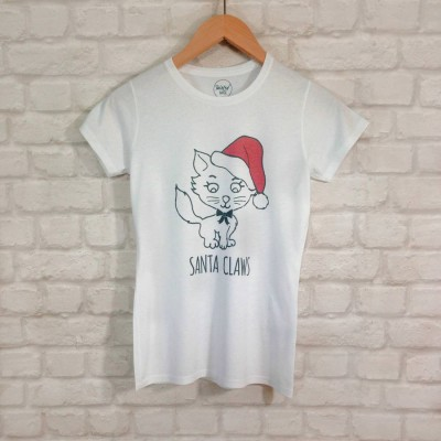 original_women-s-santa-claws-novelty-christmas-t-shirt
