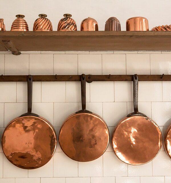Copper Accessories to transform your Home Decor