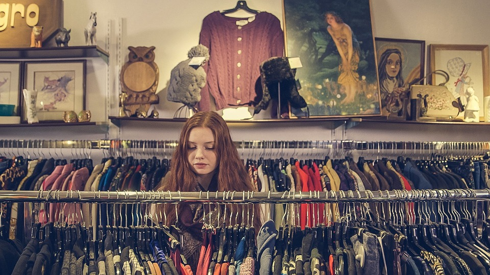 A Third of Brits Snub Charity Shops