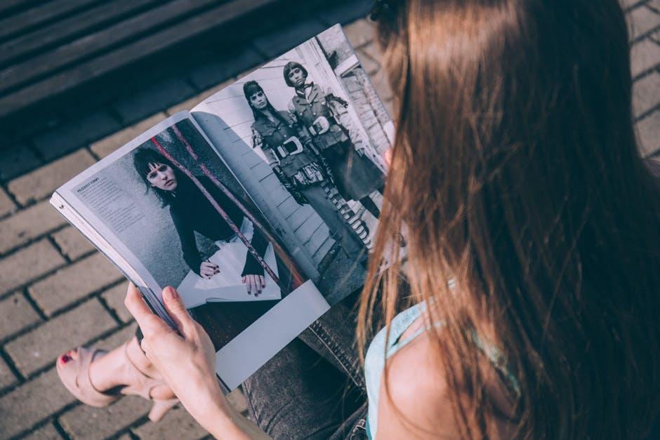 fashion magazines blogger influencer industry fashion