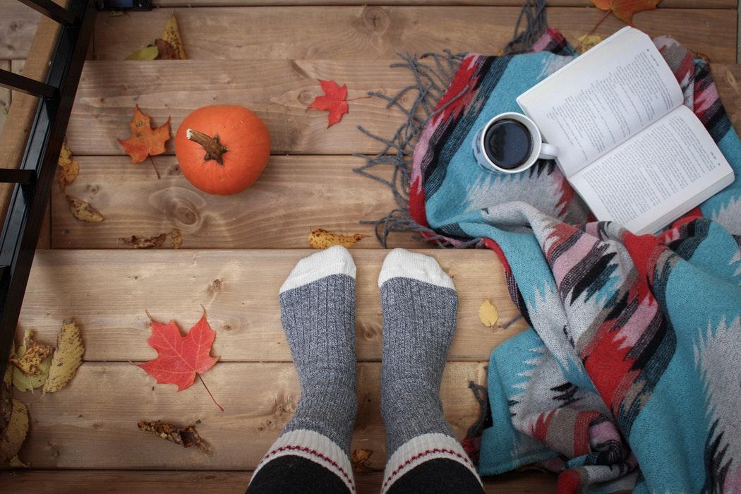 home autumn decor