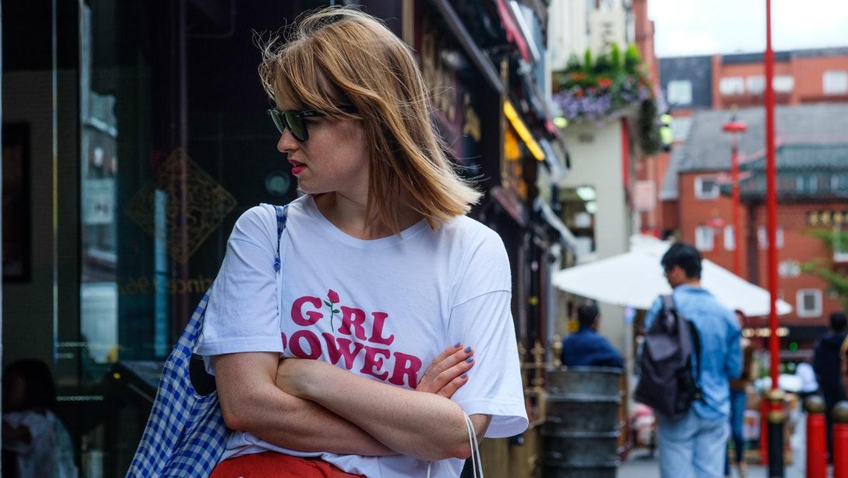 90s fashion girl power