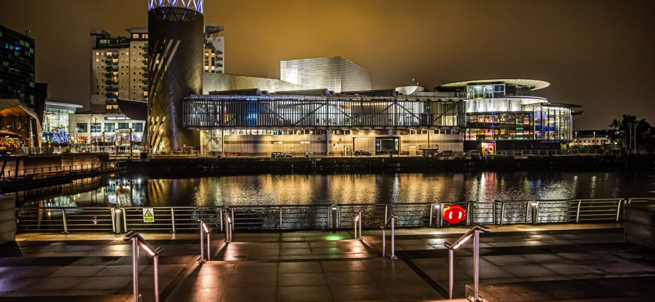 The Best Food and Drink Spots in Salford Quays