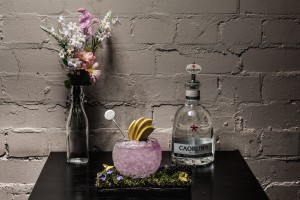 Foraging with Caorunn Gin