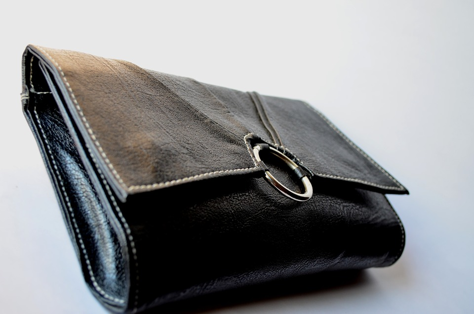 Five strangest things to have flown alone on Private Jet clutch bag