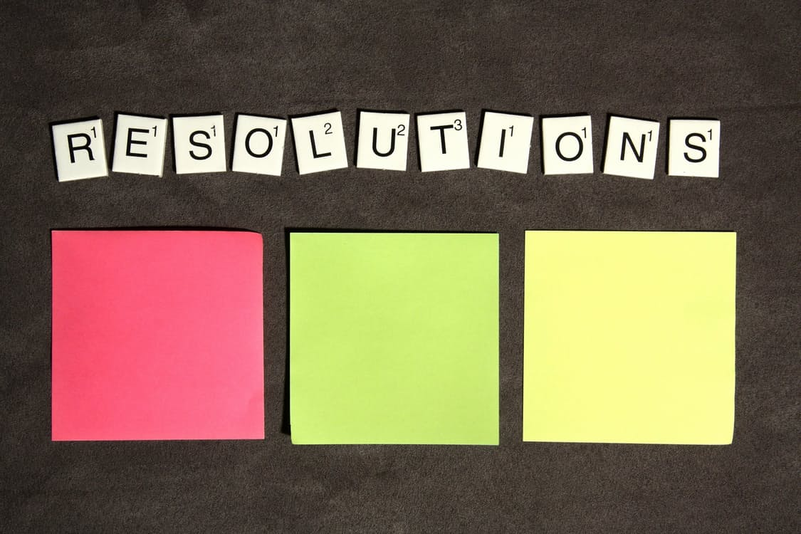 New Year's Resolutions you can keep for 2017