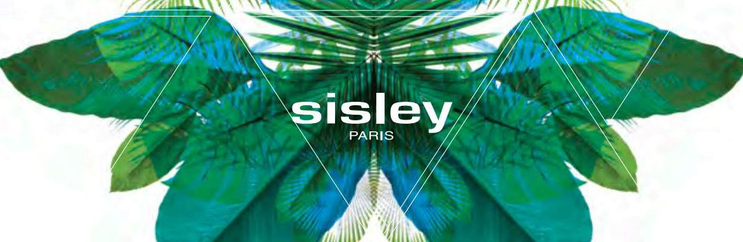 Sisley Tropical Resins Skincare COllection