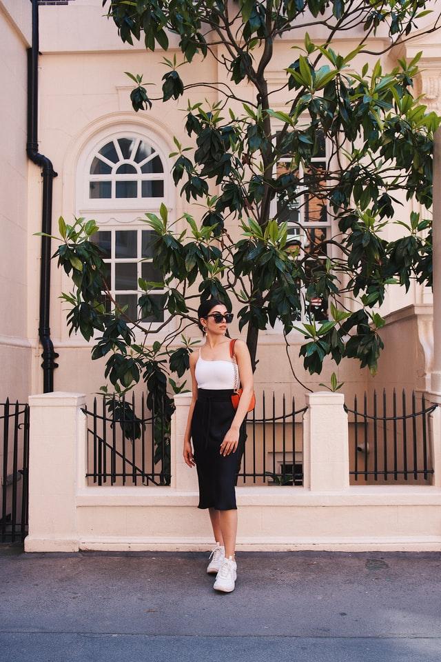 blogger shoot