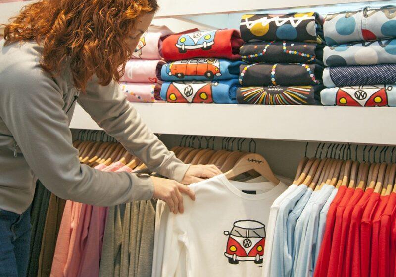 miss working in retail sales