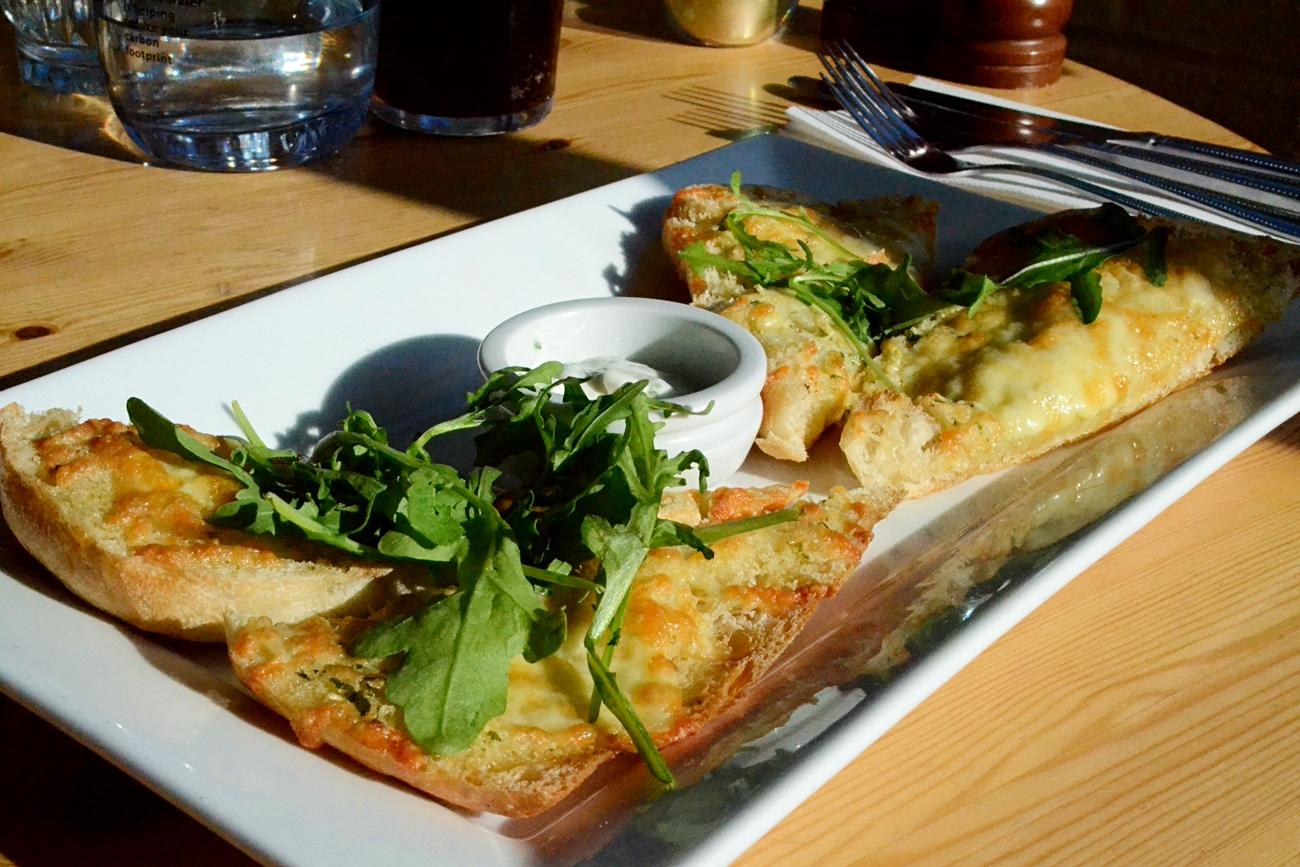garlic bread vicarage