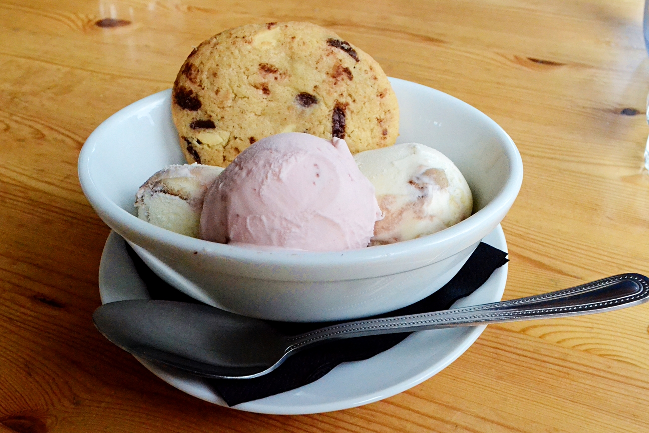 cookies and ice cream vicarage