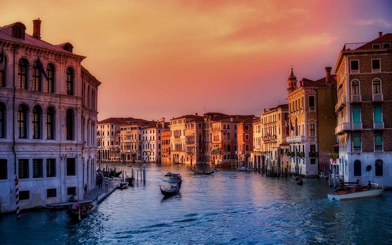 venice dream travel destination