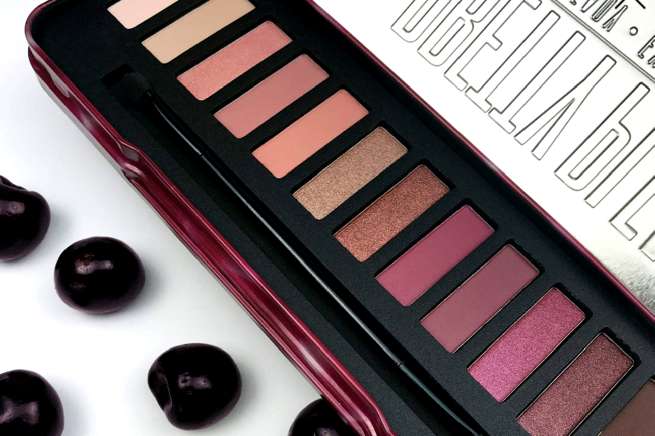 W7 Pretty Please Eyeshadow Palette Review