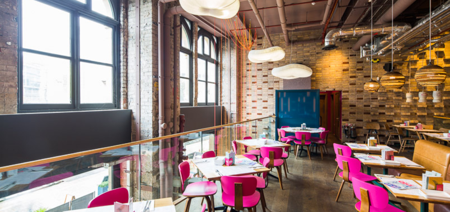 wahaca manchester review