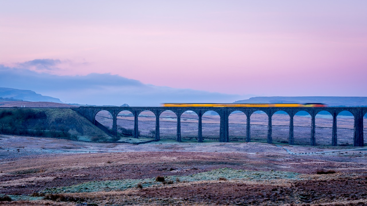 Ultimate part time job? National Rail's 16-25 Railcard offers 10K role to travel to UK's Top Destinations