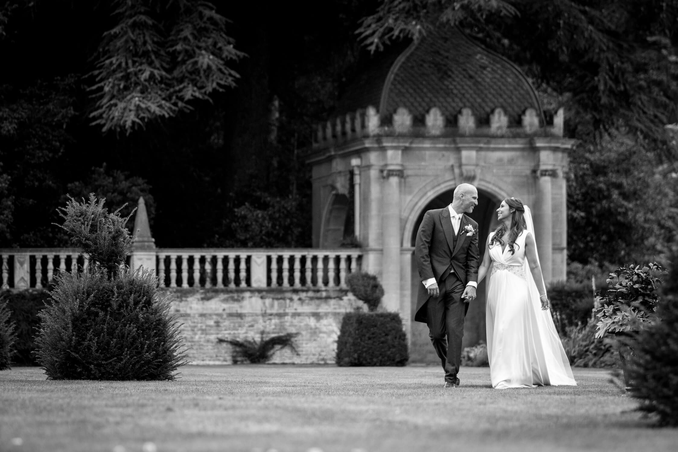Jo and Chris's Wedding at Tylney Hall, Hampshire