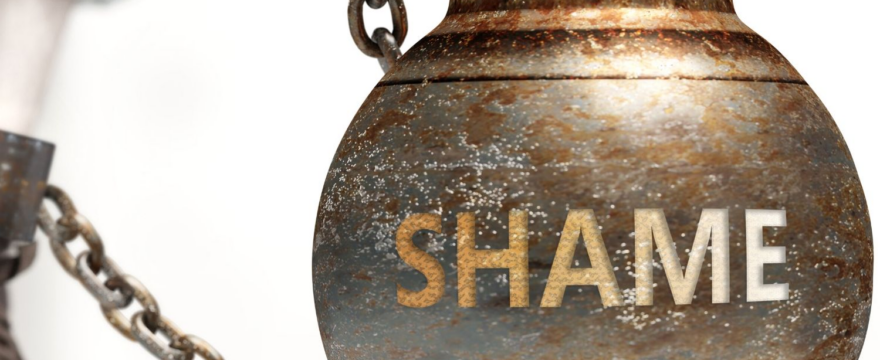 SHAME: How to Overcome the Most Destructive Human Behaviours (Part 1:8) #44