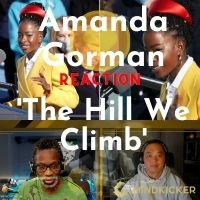 Reaction to Amanda Gorman's Poem 'The Hill We Climb' –  Jonas Fröjd #66