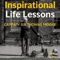 The Inspirational Life Lessons of Captain Sir Tom Moore ft Jonas Fröjd #68