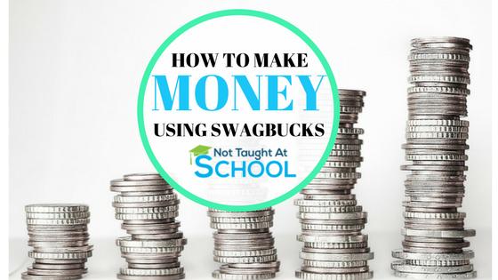 How To Make Money Using Swagbucks