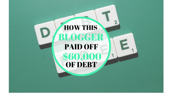 How This Blogger Paid Off $60,000 Of Debt – Interview Series