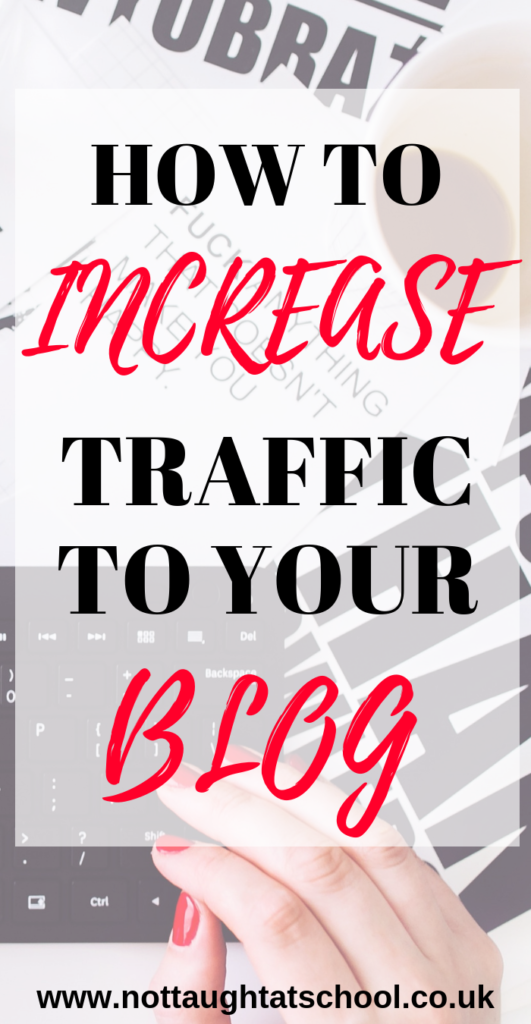 Today I share some awesome and simple ways to increase traffic to your blog.