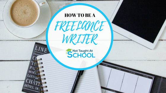 How To Become a Freelance Writer.