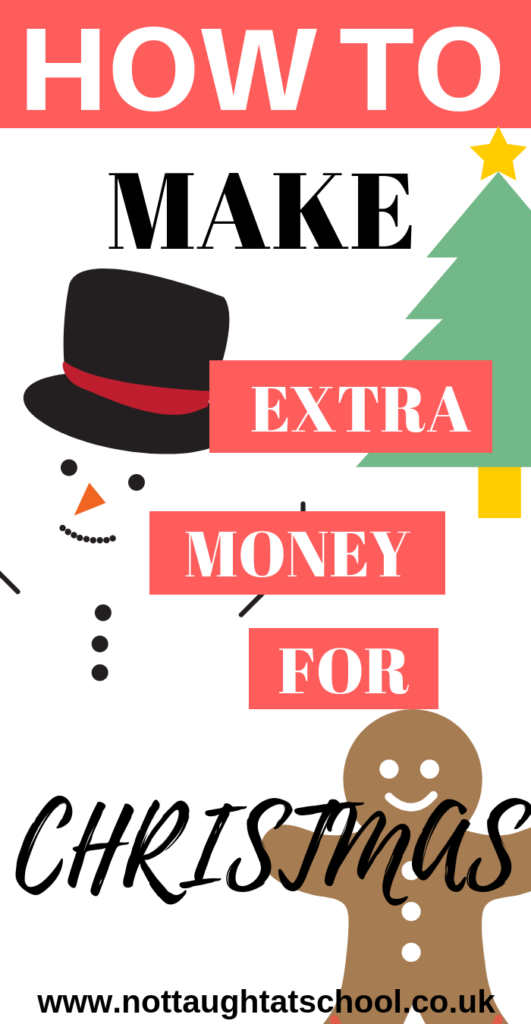 How To Make Extra Money For Christmas. Today We Look At 5 Great Ways To Earn Some Extra Cash Working From Home.
