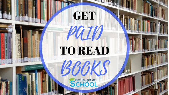 Get Paid To Read Books With Online Book Club.