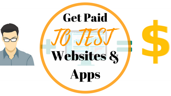 Today we look at a great way to make money online, this is really simple and you get paid to test websites & apps.