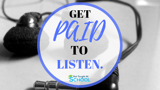 In today's article we look at how you can get paid to listen to music. This includes the radio, new tracks and more.