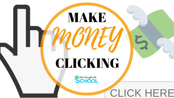 How To Make Money By Clicking Buttons.