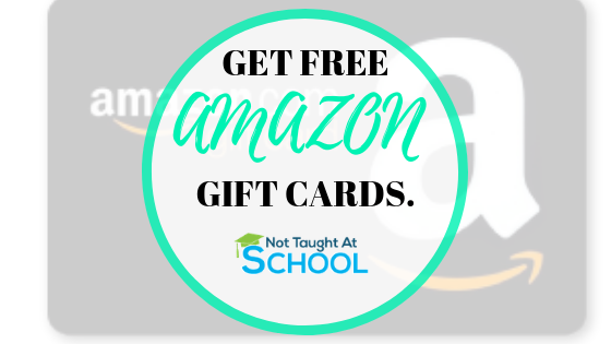 Simple Ways To Get Free Amazon Gift Cards.