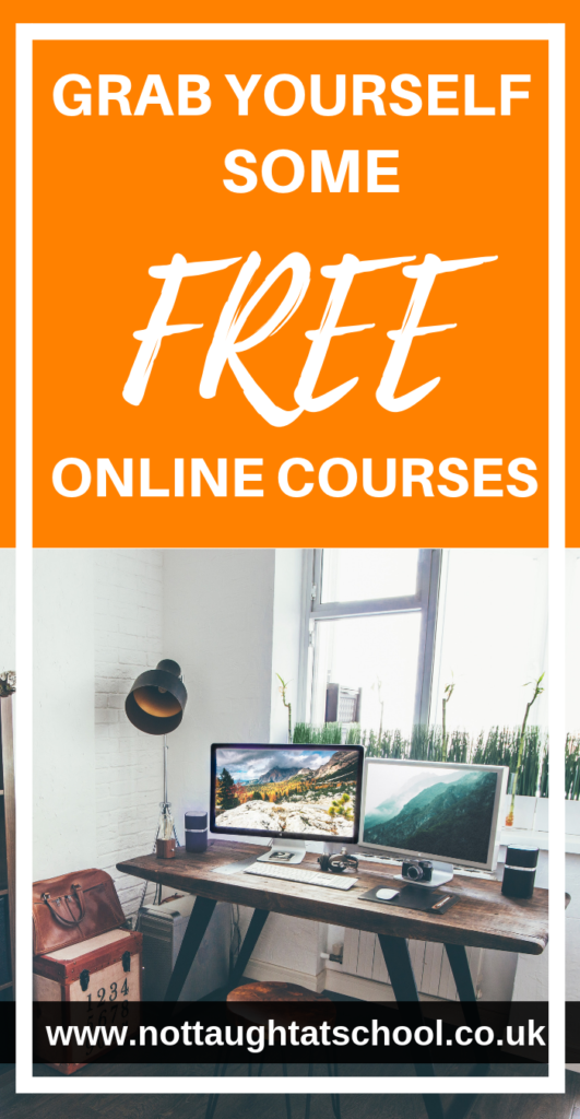Today we look at how you can take free online courses, some of these online courses come with free printable certificates and others you will learn new skills and qualifications.