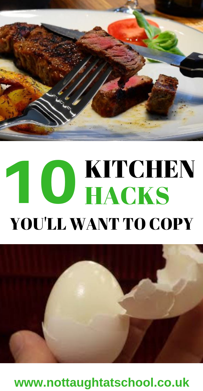 In today's article we look at 10 Kitchen Hacks you wish you knew sooner. These will help you save money and time.