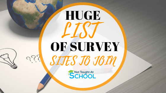 Make Money Online With Some Of The Best Paid Survey Sites.