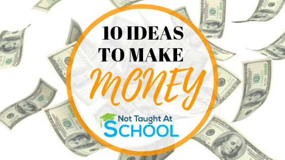 10 Of The Best New Year Resolution Ideas To Help You Make More Money.