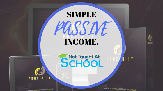 Proximity Product Review - Make money online with this passive income course.