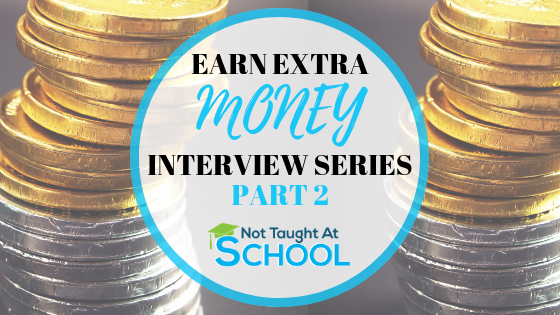 Earn Extra Money From Home – Interview Series Part 2