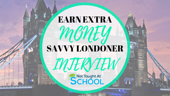 Earn Extra Money From Home – Savvy Londoner