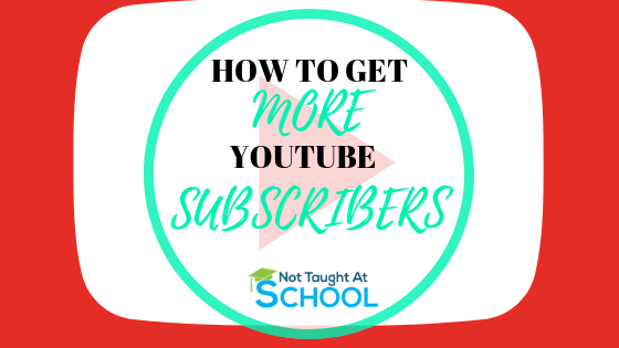 Follow this simple and free process to get more YouTube subscribers. Also I share my journey on YouTube so you can see how quickly the channel is growing