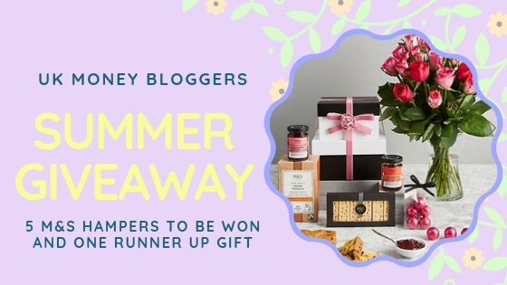 Win One of Five M&S Summer Hampers - UK Money Bloggers