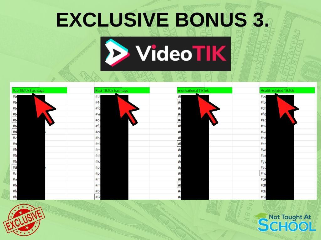 Video Tik Review & Demo