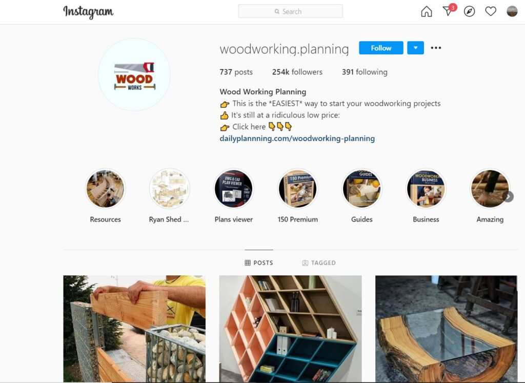 affiliate marketing With Instagram