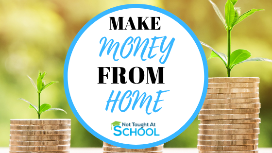 The Ultimate Guide To Make Money From Home