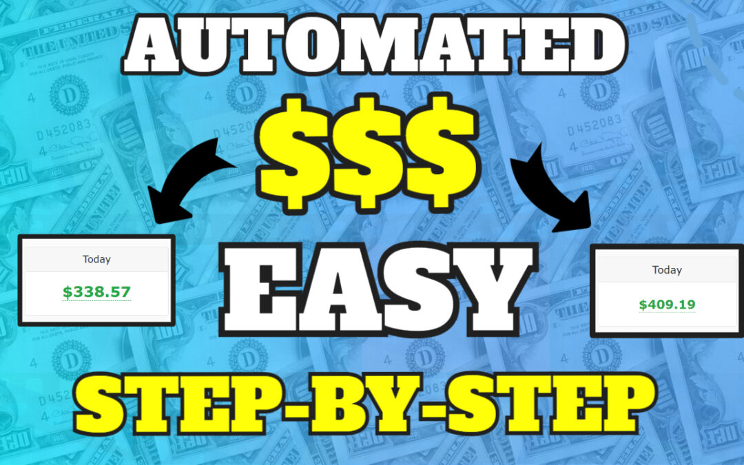 Make Money With Automated Websites (Very Simple) Passive Income